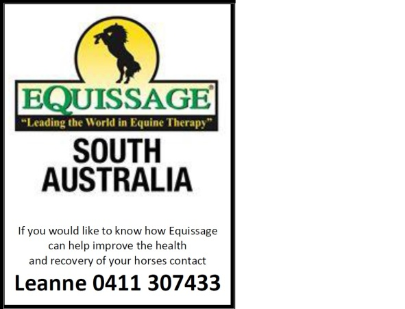 Equissage advert - Leanne